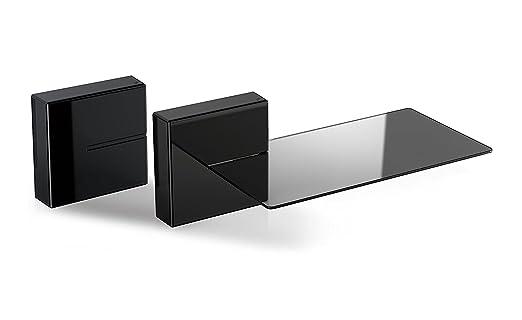 23 opinioni per Meliconi Ghost Cube Shelf Sistema Coprifili Componibile, Nero