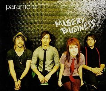 Paramore misery business [vinyl] amazon. Com music.