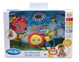 Playgro Playgro Go with Me Rattle Pack for Ba