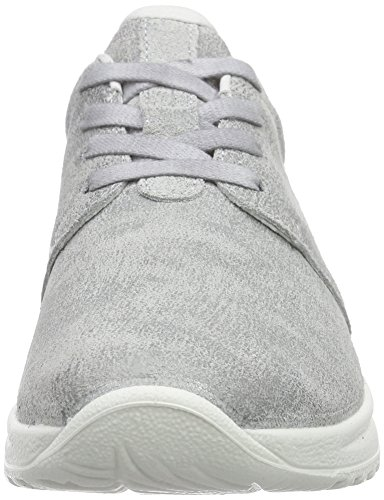 Legero Marina - Zapatillas Mujer Gris - Grau (CRISTAL 14)