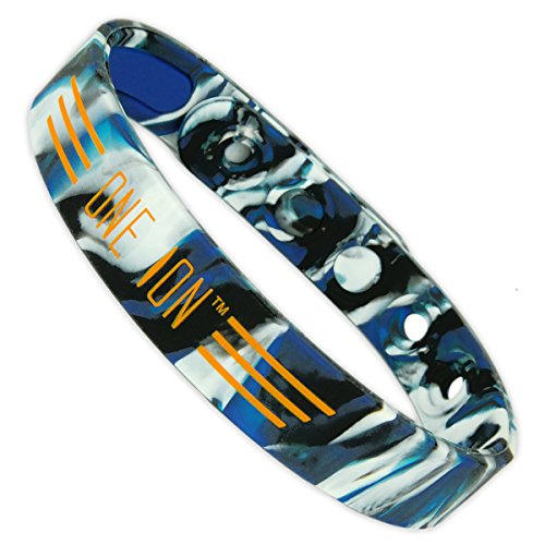ONE ION Ultra Wings Power Wristbands - Limited Edition - Blue Galaxy