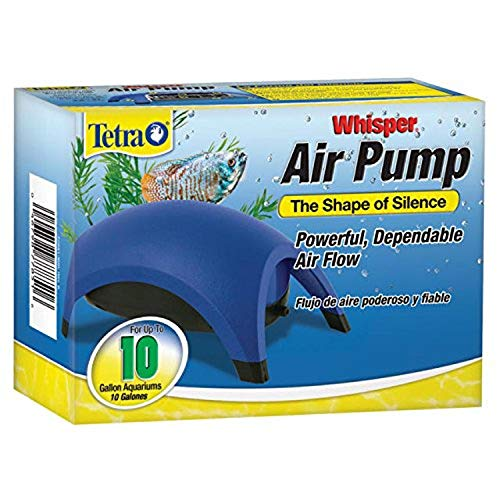 Tetra Whisper Easy to Use Air Pump for Aquariums