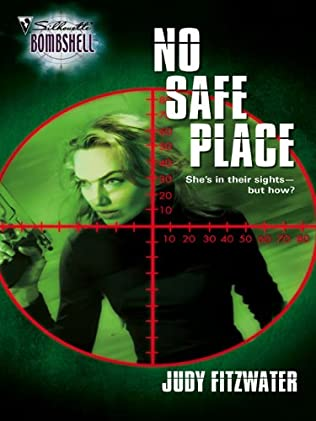 book cover of No Safe Place