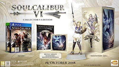 Soulcalibur VI - Edición Coleccionista: Amazon.es: Videojuegos