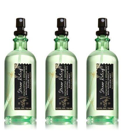 Bath & Body Works Aromatherapy Pillow Mist Eucalyptus Spearmint 3 Pack by Bath & Body Works