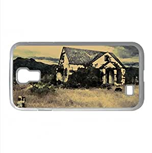 In His Father's Footsteps Watercolor style Cover Samsung Galaxy S4 I9500 Case (Landscape Watercolor style Cover Samsung Galaxy S4 I9500 Case)