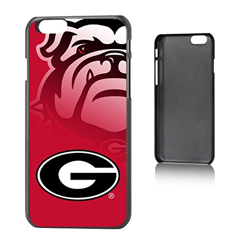 NCAA Georgia iPhone 6/6 Slim Phone Case, One Size, One Color