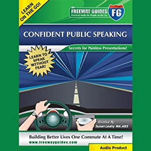 Confident Public Speaking Speech