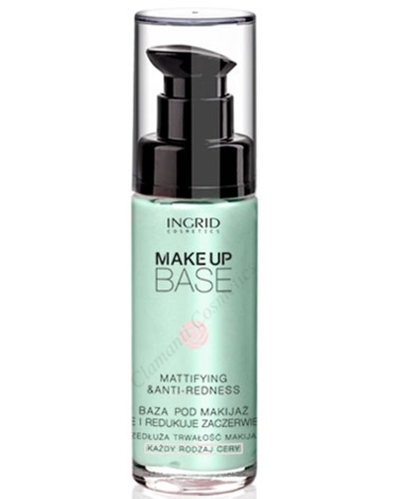 Amazon.com : Verona Ingrid Make-Up Base Mattifying and Anti-Redness 30ml : Beauty