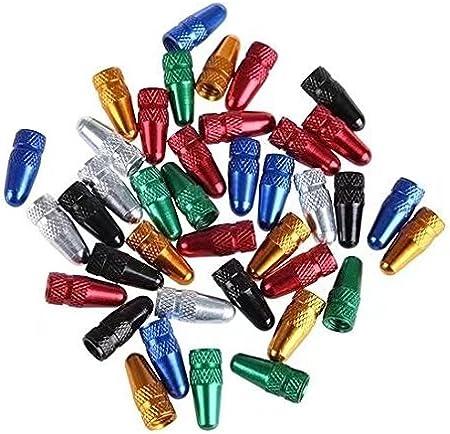 Tapones de colores para válvula de bicicleta, para válvulas Presta ...