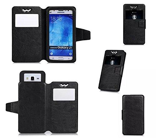 finest selection cc7b3 f8742 Blu Studio X Plus case, KuGi ® High quality universally PU cover + TPU Case  for Blu Studio X Plus 5.5 inch smartphone. (Black)
