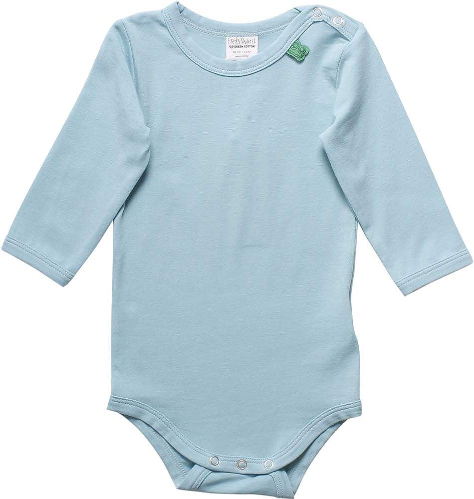 Freds World by Green Cotton Baby-Jungen Alfa Formender Body