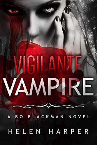Vigilante Vampire Bo Blackman Book ebook product image