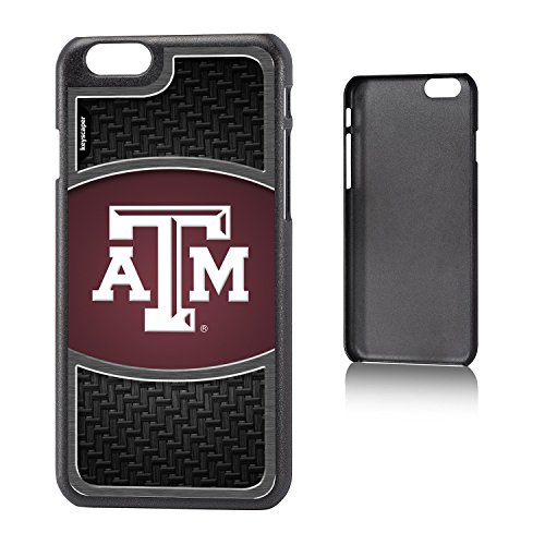 Texas A&M Aggies iPhone 6 & iPhone 6s Slim Case officially licensed by Texas A&M University for the Apple iPhone 6 by keyscaper® Sleek Light Durable Precise Rigid