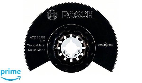BOSCH 2608662602 Hoja de Sierra Segmentada, 0 W, 0 V, Negro, Set de 10 Piezas: Amazon.es: Bricolaje y herramientas