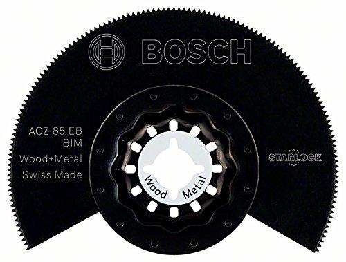 Bosch 2608662602 Bim Segment Saw Blade Acz 85 EB 10 Pcs