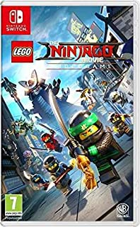 Amazoncom The Lego Ninjago Movie Videogame Nintendo Switch Whv