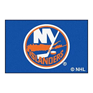 Fanmats NHL New York Islanders Nylon Rug