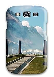 Hot Tpu Cover Case For Galaxy/ S3 Case Cover Skin - Destiny