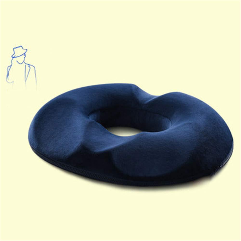 WLIXZ Tratamiento de hemorroides Cojín Donut, Almohada de ...