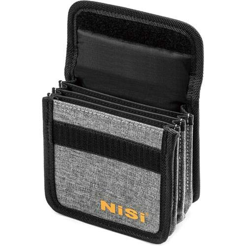 Ikan NiSi Zipper Soft Case for Four Round Filters by Ikan