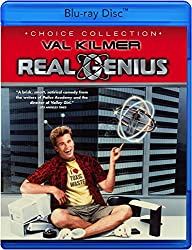 Real Genius (1985) [Blu-ray]