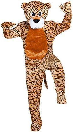 Car&Gus Disfraz Mascota Tigre para Adultos: Amazon.es: Juguetes y ...