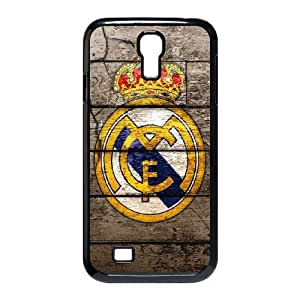 SamSung Galaxy S4 9500 phone cases Black Real Madrid White cell phone cases Beautiful gifts LAYS9800533