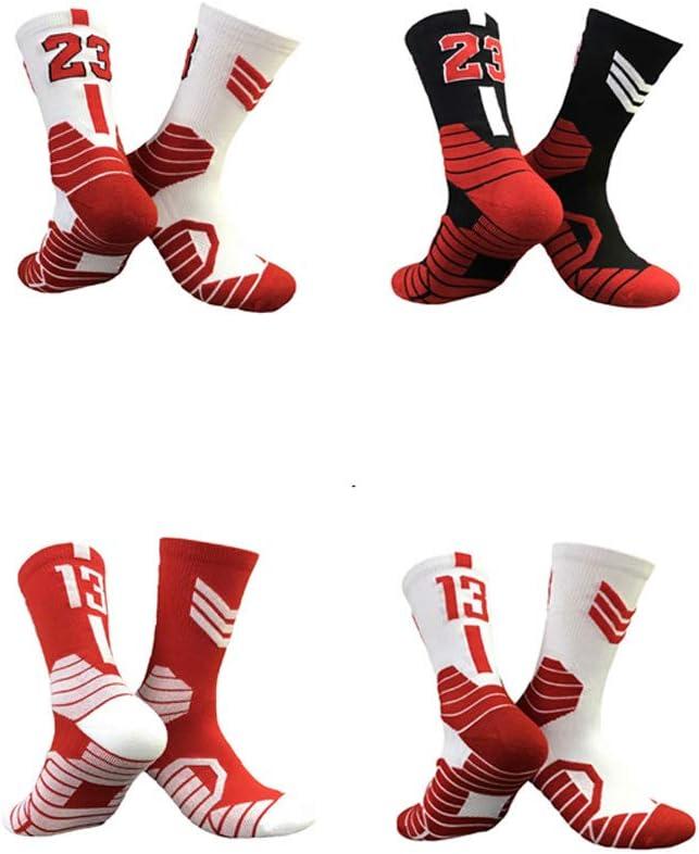 Basketball Socken mit Basketball Logo Crew L/änge-76ers WWJJE 2er Pack Socken