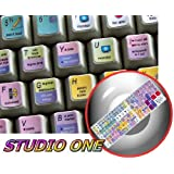 STUDIO ONE KEYBOARD STICKERS FOR LAPTOP, NOTEBOOK AND DESKTOP