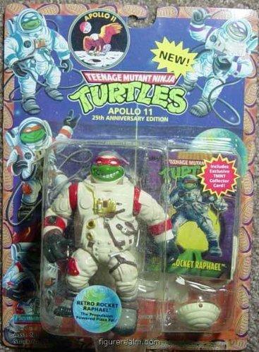 Amazon.com: Retro Rocket Raphael: Toys & Games