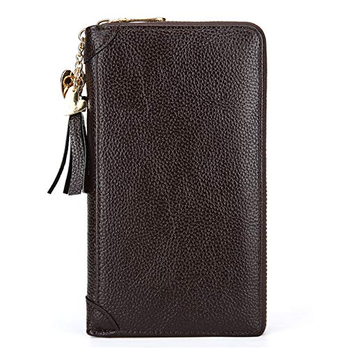Anna Gift's 90 Pocket Business Card Holder,PU Leather Name Card Holder Page,RFID Blocking Leather Credit Card Holder Card Wallets for Men & Women(Brown) (Old Navy Visa Credit Card Customer Service Number)
