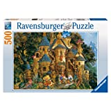 Ravensburger College of Magical Knowledge - 500 pc Puzzle