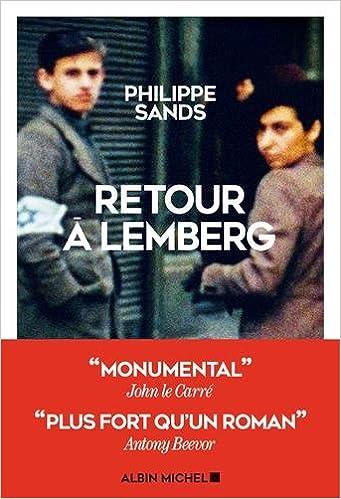Retour à Lemberg - Philippe Sands