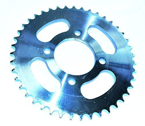 Price comparison product image [Wepperin wolks] rear sprocket 43T GN125,  etc. to the corresponding exchange sprocket chain around the improvement HJ125!