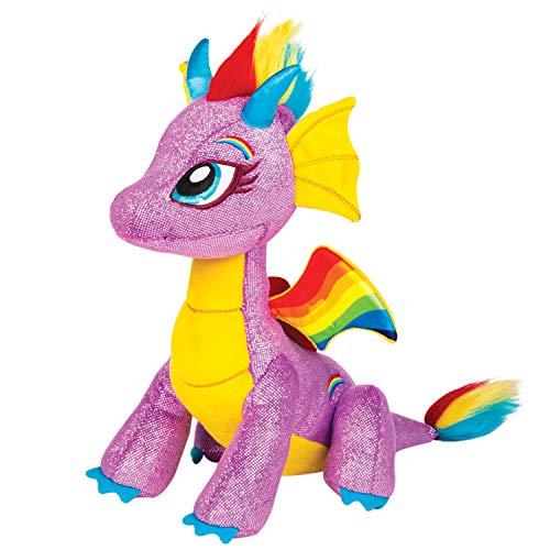 GlitterShine Dragons - Rainbow Glow
