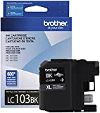 Brother High Yield Black Ink Cartridge (LC103BKS)