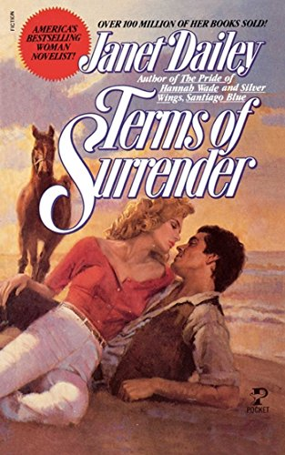 book cover of Terms of Surrender