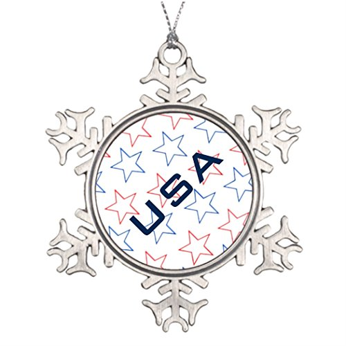 Tree Branch Decoration USA 4th July Small Christmas Tree Decorating Ideas -