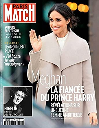 Paris MatchPrint Magazine