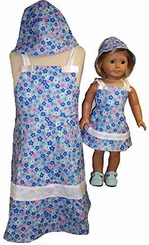 一致すると女の子人形Clothesサイズ10サンドレスwith Hat B01090MFZI B01090MFZI, スマホグッズ専門店smartselection:a2ef470c --- arvoreazul.com.br