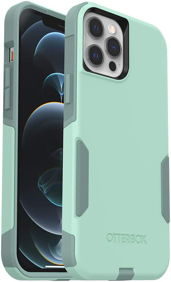 OtterBox Commuter Series Case for iPhone 12 Pro Max - Ocean Way (Aqua SAIL/Aquifer)