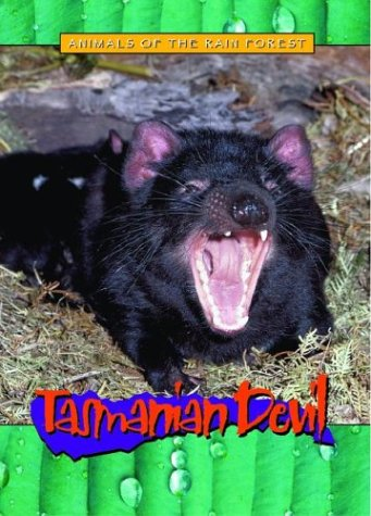 Tasmanian Devils (Animals of the Rain Forest) pdf epub
