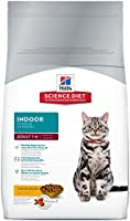 Hill's Science Diet Alimento Seco para Gato, Adult Indoor, Sabor Chicken, 3.2 kg