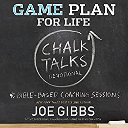 Game Plan for Life: Chalk Talks