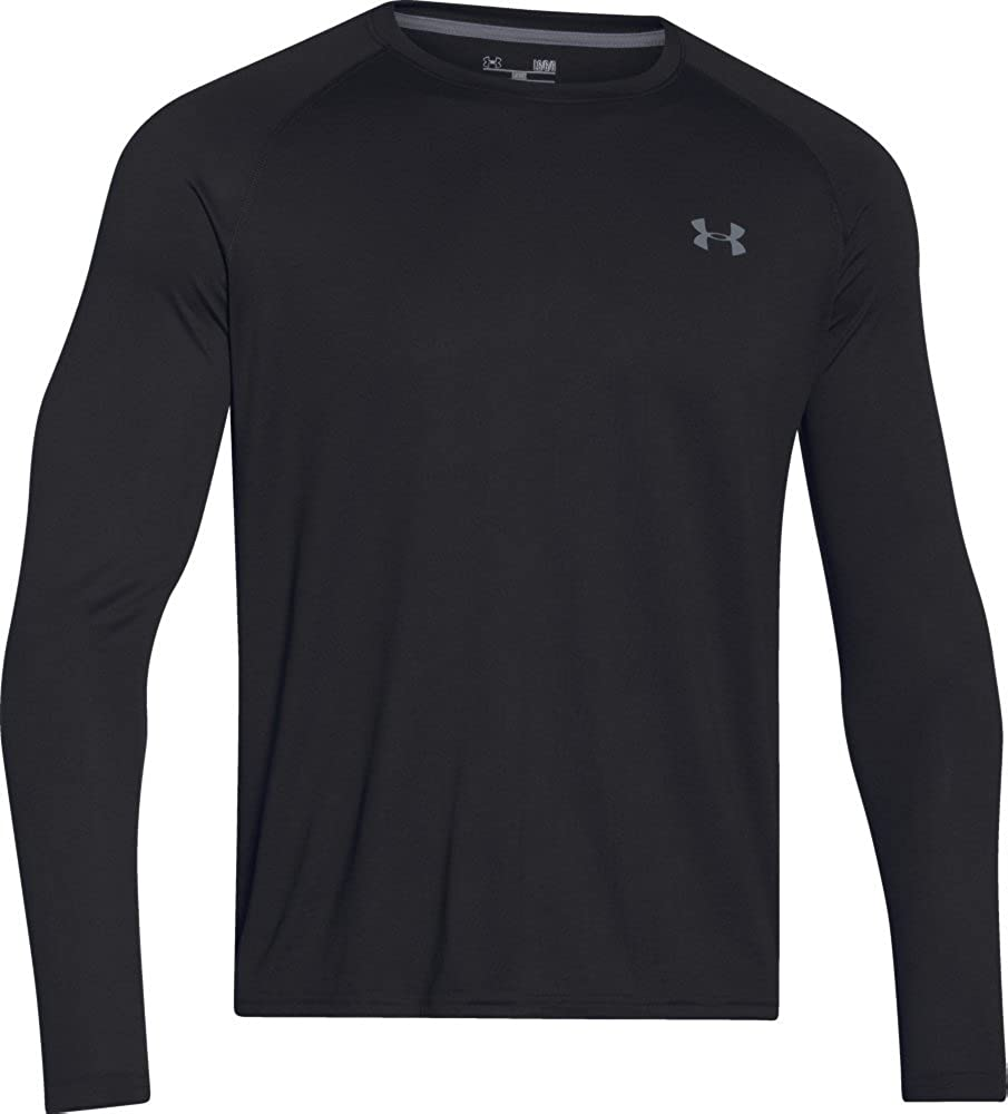 c2895ee79 Amazon.com: Men's Under Armour Tech Long Sleeve T-Shirt: UNDER ARMOUR:  Clothing