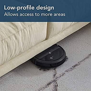 ECOVACS Deebot 500 Robots Vacuum Cleaner with Robotic Smart APP Control, Max Mode Suction Power, 3-Stage Cleaning System Compatible with Alexa (Black) 11