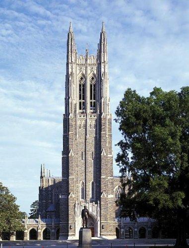 Duke University Durham Nc - HistoricalFindings Photo: Chapel Tower,Duke University,Durham,North Carolina,NC,America,Carol Highsmith