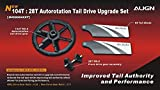 Bobbyrc Align Trex 450L/450 PRO 104T 28T Autorotation Tail Drive Upgrade Set H45G004XX