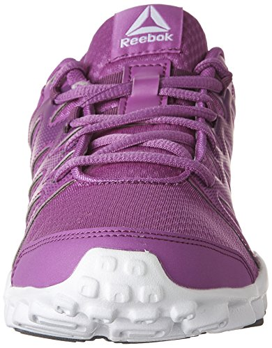 Realflex Train Aubergine Reebok 4 Trainers White 0 Cross Women's Violet Vicious HgWc6nB